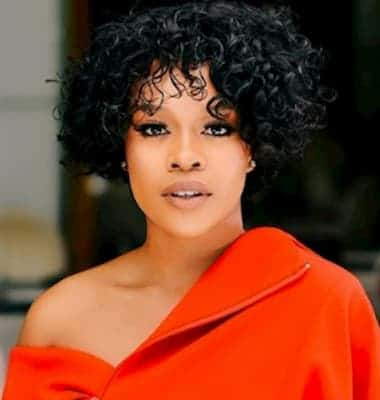 Actress Nomzamo Mbatha Photo