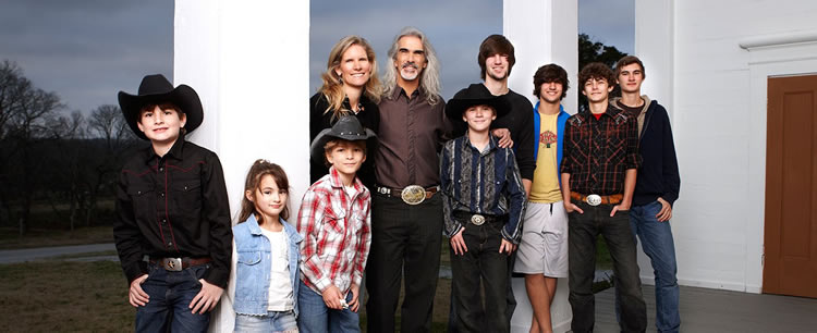 Guy Penrod Family