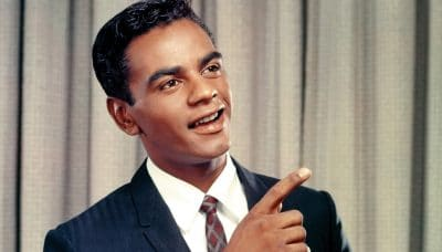 Johnny Mathis Young Photo