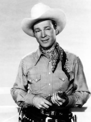 King of the cowboys Roy Rogers photo