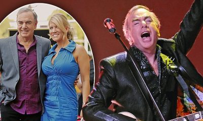 Neil Diamond And His Current Wife Photos