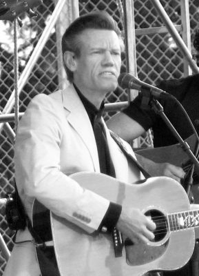 Randy Travis in 2007