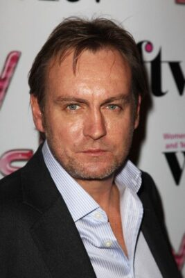 Philip- actor well known for his roles as DCI William Bell