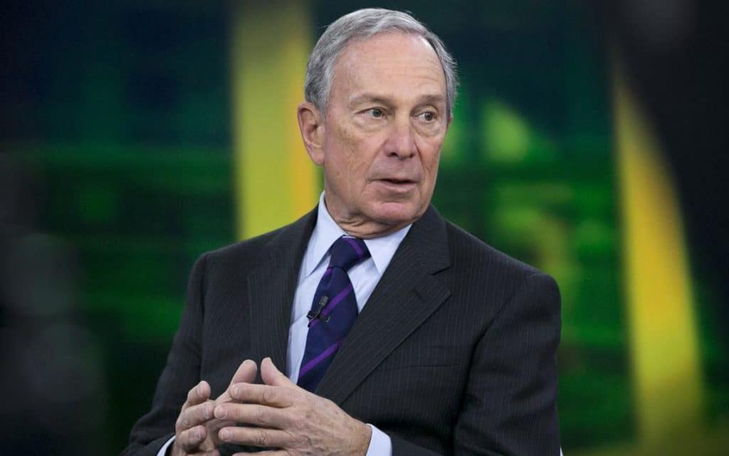 Michael Bloomberg Photo