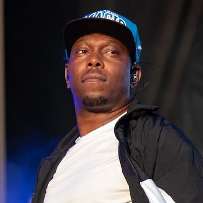 Rapper Dizzee Rascal Photo