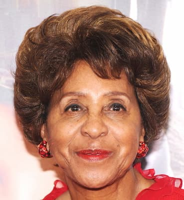 The Jeffersons Actress Marla Gibbs Photo