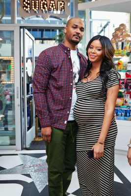 Vanessa Simmons and Mike Wayans Photo