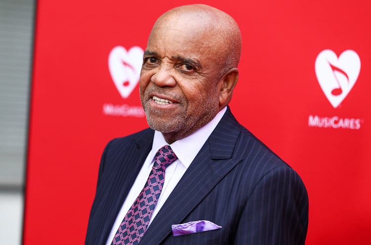 Berry Gordy's Photo