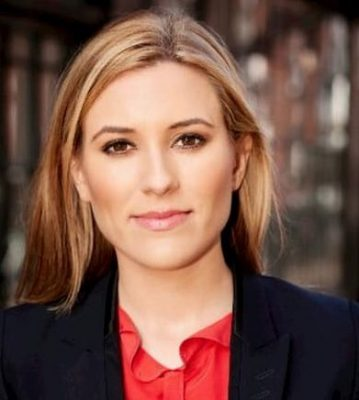 Erin McLaughlin NBC Photo