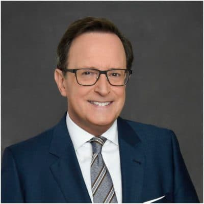 Anthony Mason-co-host for CBS Morning and also a reporter at CBS News