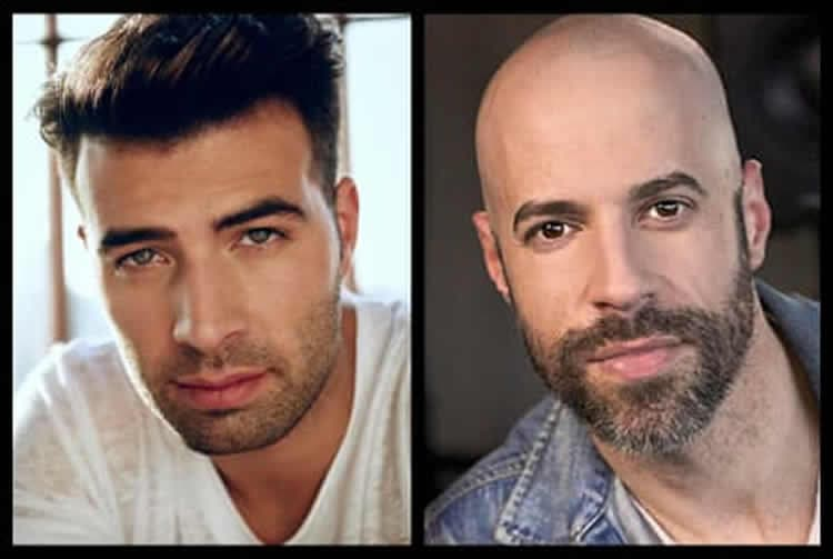 Chris Daughtry With Hair