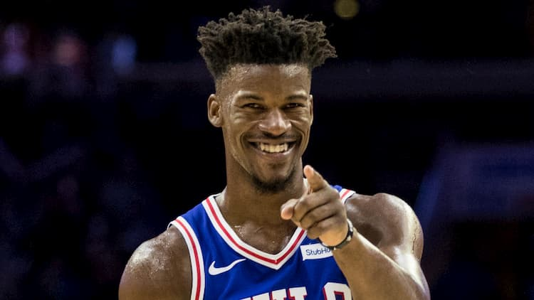 Jimmy Butler Bio Age Wife Trade Contract Salary Stats Sixers Timberwolves