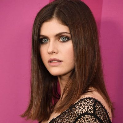 Alexandra Daddario Eyes Photo