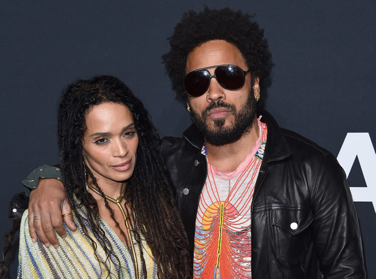 Lenny Kravitz Bio Age Net Worth Wife Zoe Kravitz Scarf
