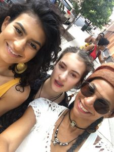 Maya Wiley And Her Daughters