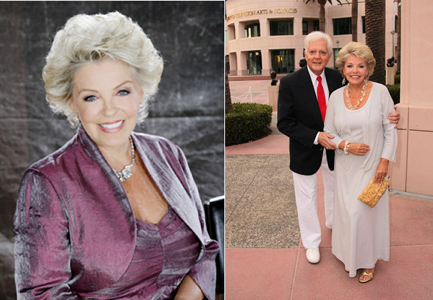 Susan Seaforth Hayes and her husband Bill Hayes Photos