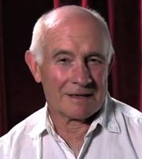 Photo of the late actor Barry Jackson