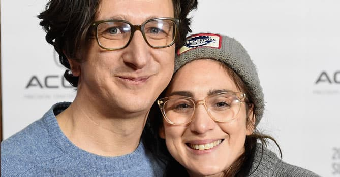 paul rust and wife