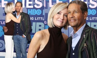 Bryant Gumbel and his wife Hilary Quinlan Photos