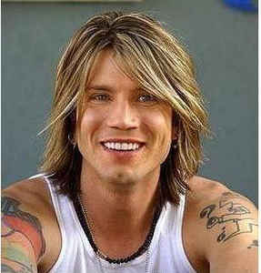 John Rzeznik- Founder, Guitarist, and frontman of the Goo Goo Dolls Band