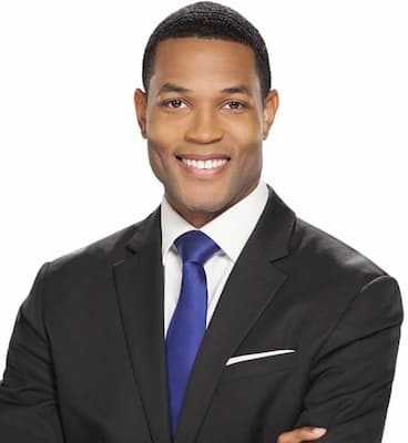 Channel 7 Meteorologist Mike Taylor Photo