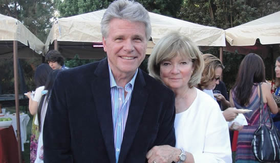 Chuck Henry with his Wife Kay