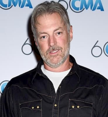 Country Music Singer and Songwriter Darryl Worley Photo