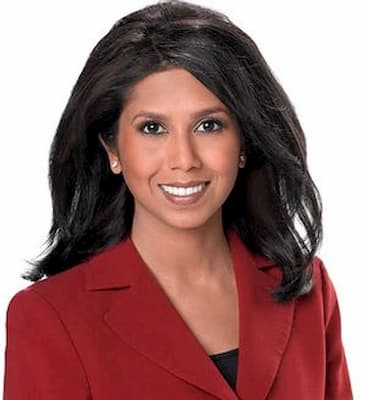 Former WXYZ Anchor Anu Prakash Photo