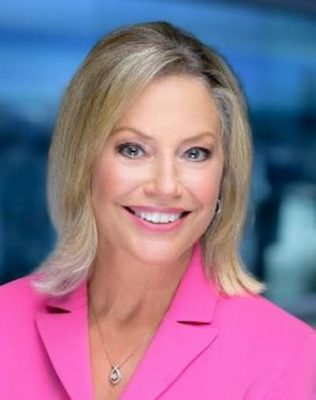 Jackie Bange- A Weekend reporter and anchor for WGN-TV in Chicago, Illinois, United States