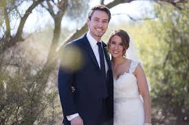 Kevin Jeanes at his wedding Photo
