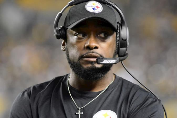 Picture of Mike Tomlin