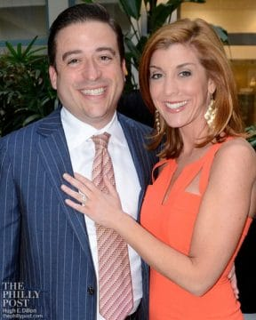Annie Mccormick and her husband Andrew Marsico Photos