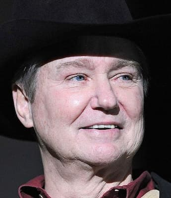 Former Actor and Singer Randy Boone Photo