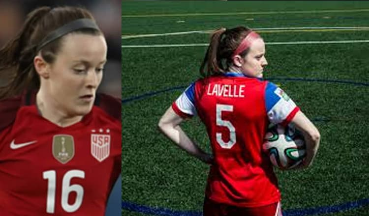 Rose Lavelle Jersey