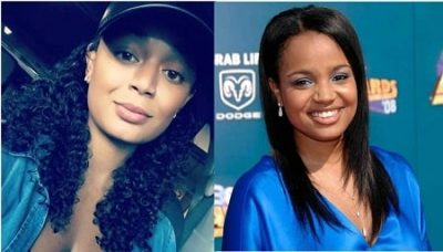 Kyla Wayans (left) and Kyla Pratt (right)