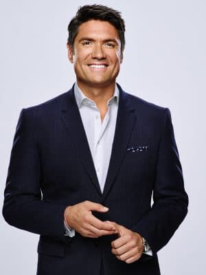 Louis Aguirre- Anchor at WPLG Local 10 News Miami