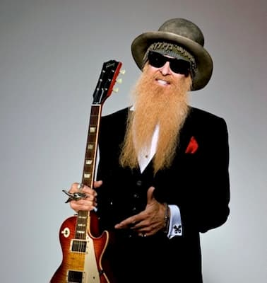 Musician, Singer, Songwriter, Record Producer, and Actor Billy Gibbons Photo