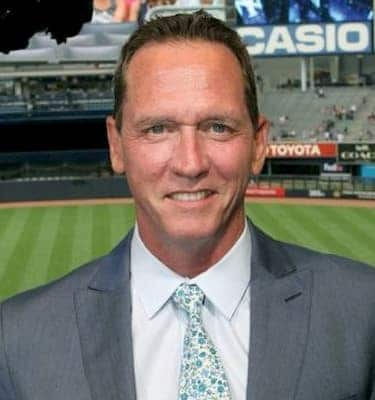 New York Yankees Color Commentator David Cone Photo