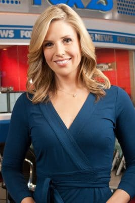 Shannon Mulaire- News Anchor for NBC's Boston Affiliate, WBTS