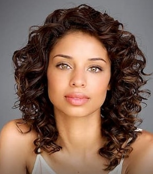 Young and Restless Actress Brytni Sarpy Photo