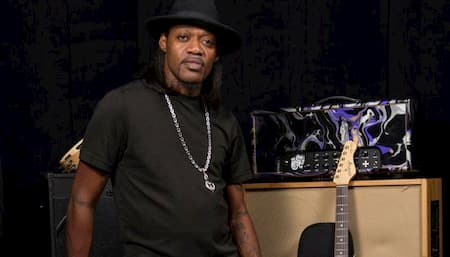 A Photo Of Eric Gales