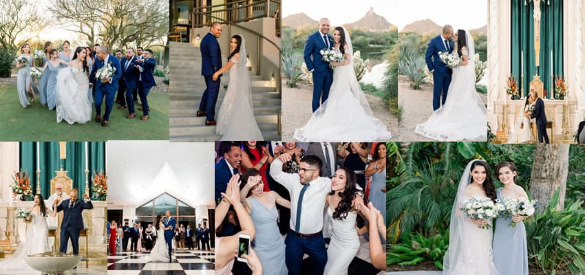 Stephanie Olmo Wedding Pictures