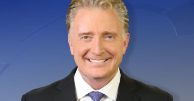 Mike Nelson Meteorologist Photo