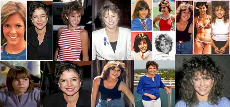 Pictures of Kristy McNichol Today