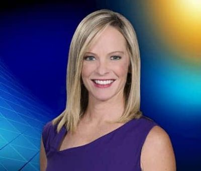 A photo of WPBF 25 Meteorologist; Sandra Shaw