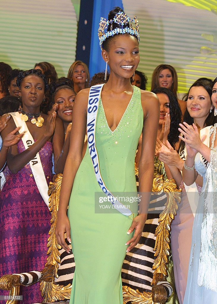 photo of Agbani Darego