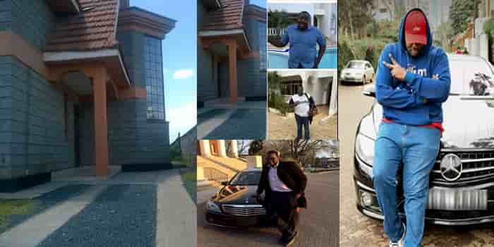 Willis Raburu Car And House