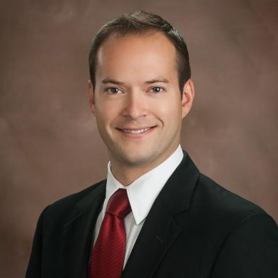 WDTN Anchor and Reporter Adam Rife Photo