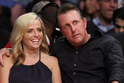 Amy Mickelson And Her Husband Phil Mickelson Photos