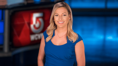 Katie Thompson WCVB Photo
